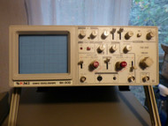 SKMI SK-300 30 MHZ Oscilloscope 2 Channel Working