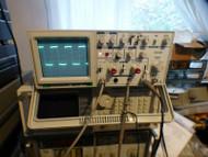 SKMI SK0-300 30 MHZ Oscilloscope 2 Channel Working Unit #4 with 1 Probe