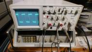 SKMI SK0-300 30 MHZ Oscilloscope 2 Channel Working Unit #7 with 1 Probe