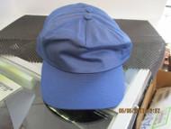 Vintage NOS BLUE CAP HAT-5 PANEL-SNAPBACK-CINCLY CAPS