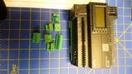 Schneider Modicon M172 TM172PDG28R Performance Display 28 I/0's Ethernet +extras