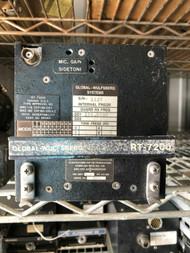 Global-Wulfsberg RT-7200 VHF Transceiver