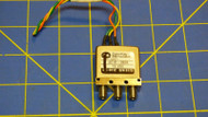 Dow Key 401R-3908 SPDT Latching Coaxial Switch 15 Vdc