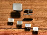 Rectangle Engravable Set