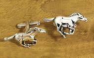Mustang Cufflinks