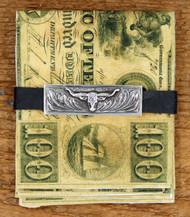 Longhorn engraved