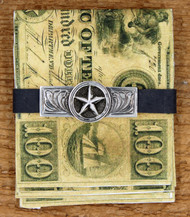 3D Star moneyclip