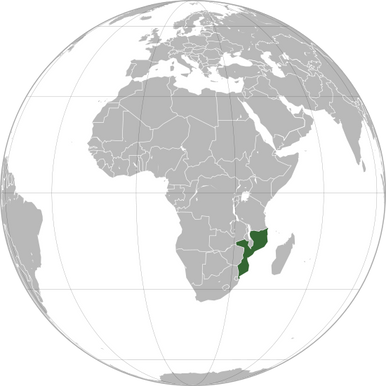 Electricity in Mozambique
