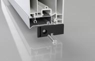 Upvc Door Infill Bar 45mm