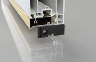 Upvc Door Infill Bar 51mm