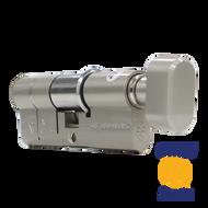 3 Star Euro Thumbturn Cylinder