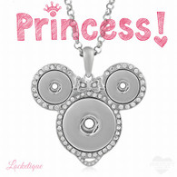 PENDANT - MINNIE PRINCESS