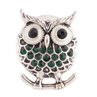 BARN OWL - GREEN