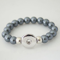 STRETCH GRAY BRACELET