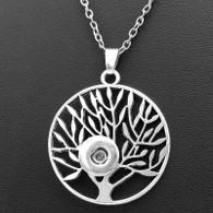 PENDANT - MINI TREE OF LIFE  CIRCLE