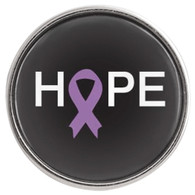 HOPE RIBBON - DOMESTIC VIOLENCE
