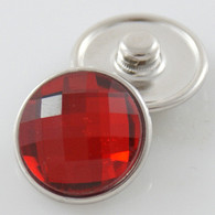 FACETED - PASSION RED (BIG)