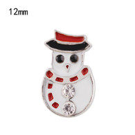 CHRISTMAS - MINI SNOWMAN (RED)