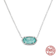 LISS - SEA TURQUOISE (NECKLACE)