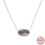 LISS - AMETHYST (NECKLACE)