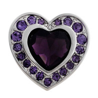 GORGEOUS HEART - VIOLET