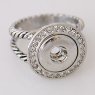 RING - INLOVE SILVER (SIZE 7.5)