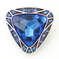 PYRAMID - BRILLIANT BLUE