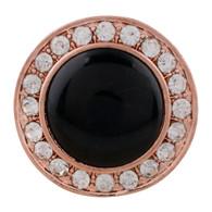 RG- PEARL DIAMONDS BLACK