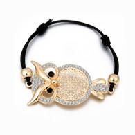 ELASTIC CORD - LAVISHNESS OWL (GOLD)