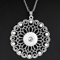 PENDANT - FLOWER OF LIFE