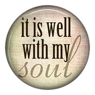 PE- IT IS WELL WITH MY SOUL