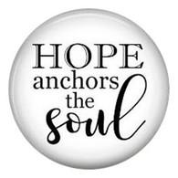 PE- HOPE ANCHORS THE SOUL