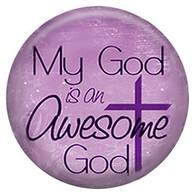 PE- MY GOD IS AN AWESOME GOD