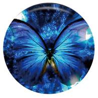 PE-  FANTASY BLUE BUTTERFLY
