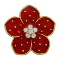 FLOWER - HIBICUS (RED)