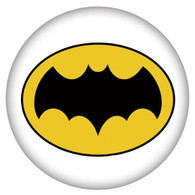 PE- INSPIRED BATMAN LOGO SIGN