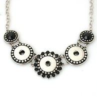 NECKLACE - BLACK PRINCESS