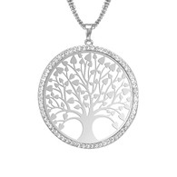PENDANT - TREE OF LIFE (SILVER)