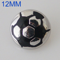 MINI SOCCER - BLACK & SILVER