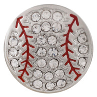 BASEBALL WITH RHINESTONES