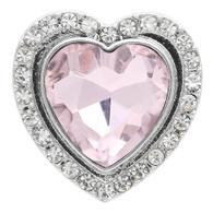 STARBURST HEART - PINK