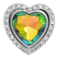 STARBURST HEART - COLORFULL