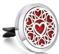 ESSENCE CAR AIR DIFFUSER (SS) - FILL OF LOVE