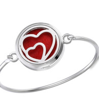 ESSENCE TOGGLE BANGLE - YOURE IN MY HEART