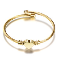 CHARMBEADS (LUXE SS) BEYOND LOVE (GOLD)
