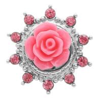 FLOWER - DELICATE ROSE (HOT PINK)