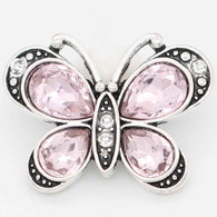 BUTTERFLY - SOFT PINK