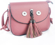 PU LEATHER BAG - PINK