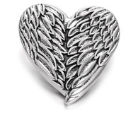 YOUR WINGS ALL READY EXIST, JUST FLY (SILVER)