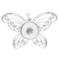 PENDANT -  BUTTERFLY MONARCH